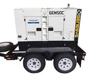 55 KVA Diesel Generator 415V - Cummins - Stamford Alternator