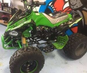 ***RED NEW MODEL*** SPIDER 125cc Quad Bike 1 YEAR WARRANTY!! Canning Vale Canning Area Preview