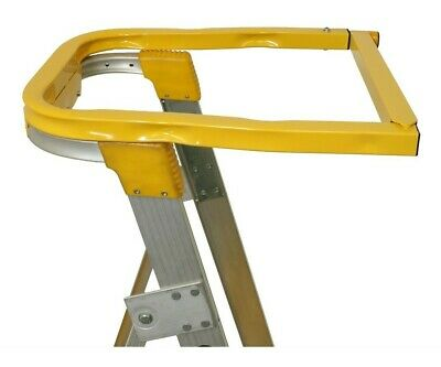 Gorilla HEAVY DUTY SAFETY BOOM For 150Kg Platform Ladders, Yellow *USA Brand, used for sale  Shipping to Canada