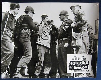 AF  Schrecken der Division / Jumping Jacks  Dean Martin , J.Lewis 9. c