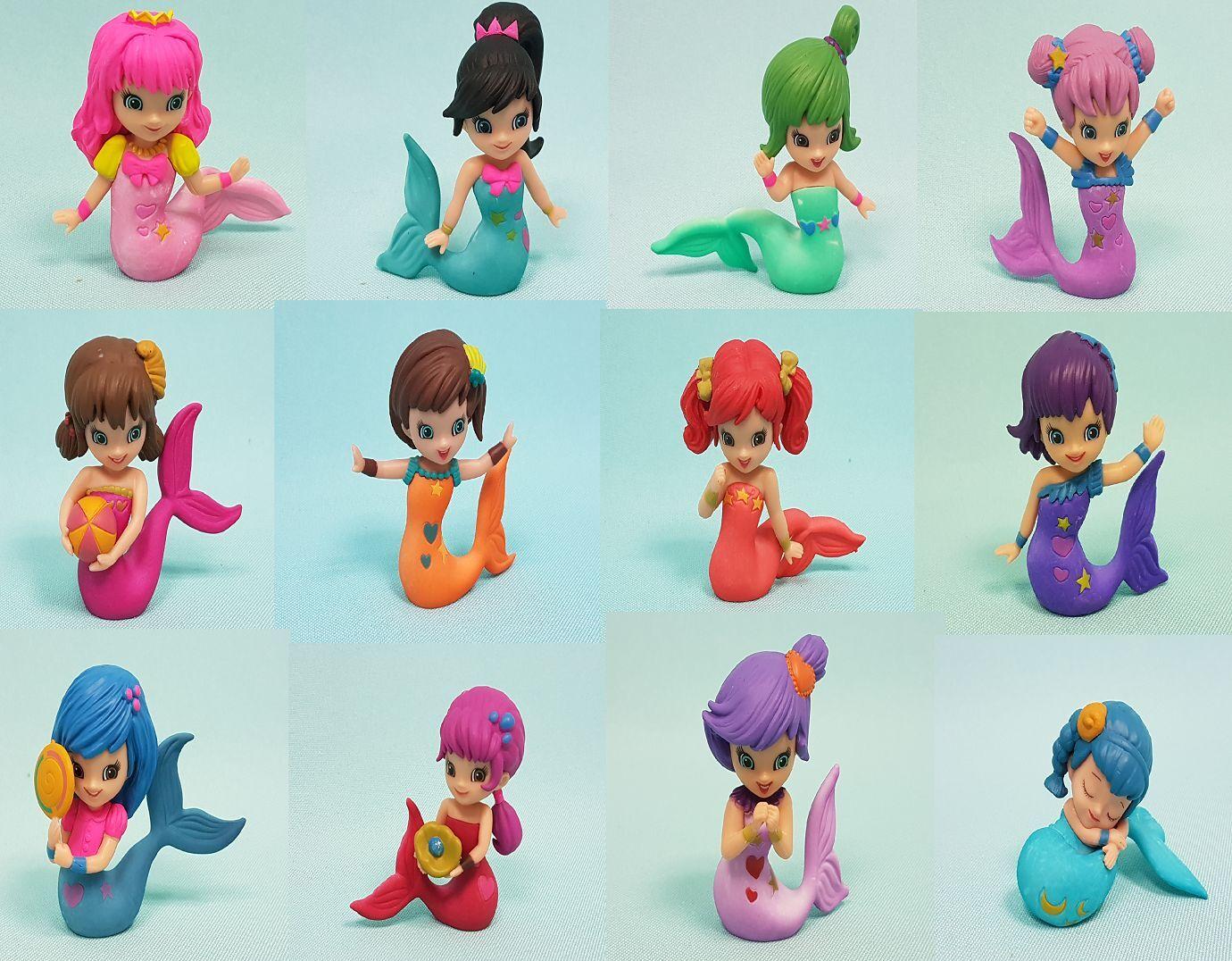 DeAgostini Magiki Mermaids aussuchen aus allen 12 Figuren oder komplett Set