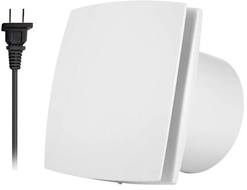 Bathroom Ceiling Ventilation Fan With Light Air Vent Exhaust Toilet Bath#118 CFM