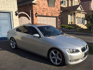BMW 335i coupe manual 113 000km very clean