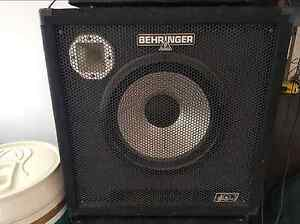 """Behringer bass 15"""" sub Padstow Bankstown Area Preview"""