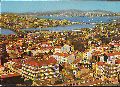 Turkey Postcard - Istanbul - General View of The Town    LC5366