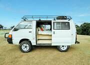 4WD Mitsubishi L300 Campervan - 4x4 L300 Van Byron Bay Byron Area Preview