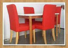 Dining table and 4 chairs Pagewood Botany Bay Area Preview