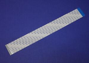 FFC-B-50Pin-0-5Pitch-20cm-Flat-Flex-Cable-Ribbon-Kabel-Flachbandkabel-AWM-20624