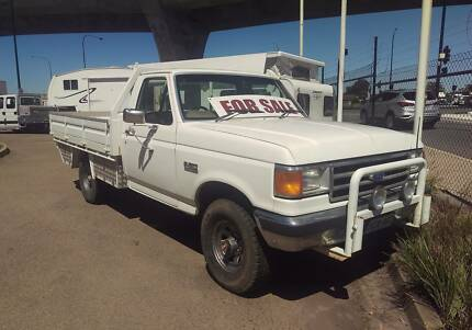 1989 Ford F150 Ute 4x4, 5 Litre EFI/LPG Regency Park Port Adelaide Area Preview