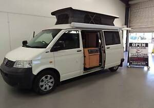 2004 VW Frontline Poptop Campervan T/Diesel Auto Regency Park Port Adelaide Area Preview