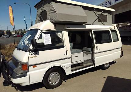 1996 Ford Poptop Safari Campervan Regency Park Port Adelaide Area Preview