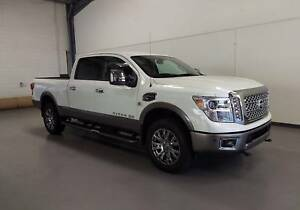 2017 Nissan Titan XD Platinum Reserve Regency Park Port Adelaide Area Preview