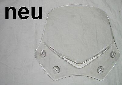 Gebraucht, BMW R 1200 R K27 G 650 X K15 ... Windschild Scheibe Sport klar Windshield clear  gebraucht kaufen  Zwenkau