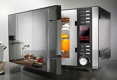 Privileg Mikrowelle 285902, Grill und Heißluft, 900 W, 3-in-1 Gerät