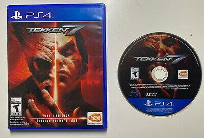 Tekken 7 (PlayStation 4) Used CIB