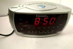 Emerson Research SmartSet Dual Auto Setting AM/FM Radio Alarm Clock # CKS3029