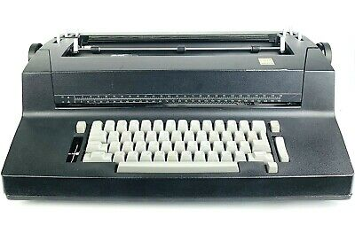 Ibm Selectric Ii Correcting Typewriter - Tested Working With Flaws Please Read