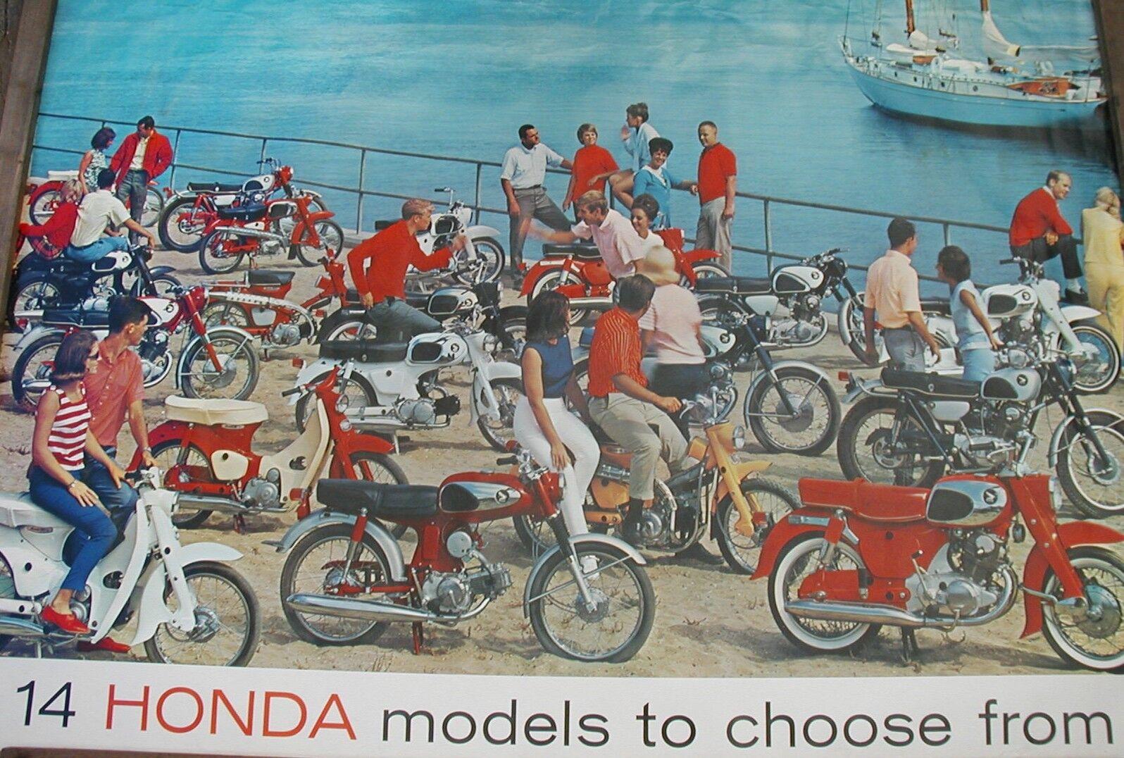 Ricks Hondas
