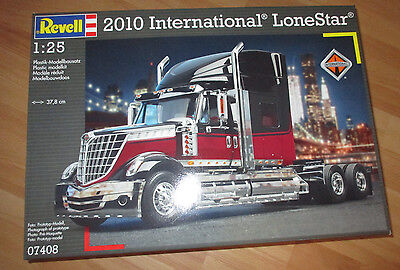 Revell 2010 International Lone Star Revell 07408 Bausatz Kit in 1:25