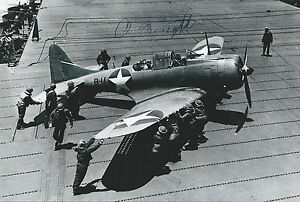 Otis-Kight-signed-autograph-Battle-Of-Midway-USS-Yorkstown-RARE-COA-LOOK