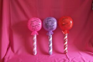 3  lollipop sucker  inflates inflatable lollipop two foot tall