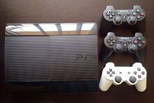 PS3 - Massive 500Gb - 8 Games - 3 Controllers!!! Hallett Cove Marion Area Preview