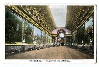 CPA - Lot de 2 Cartes postales - France - Versailles (CP47-48)