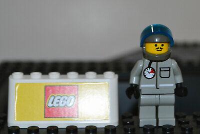 Lego Figur Town Feuerwehrmann   Jacke Feuerwehrlogo firec006 6554 6340 6464 6326
