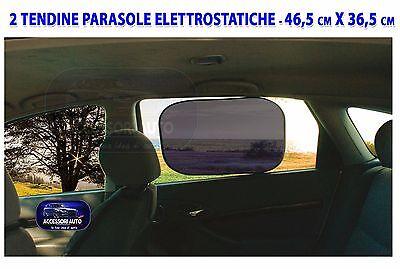 Tendine parasole per auto 2 adesive da sole laterali Anti UV anti sole laterali
