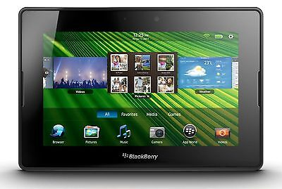 """Sealed Blackberry Playbook 16gb 7"""" Inch Lcd Tablet Wi-fi ..."""