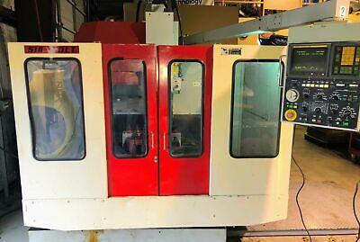 Used Cnc Mill Colt Vertical Machining Center - Used In Good Working Condition