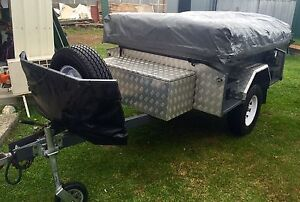 Camping Trailer's Cameron Park Lake Macquarie Area Preview