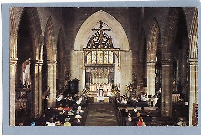 POSTCARD - ST MARY AND ALL SAINTS CHESTERFIELD, - RP  - Unposted