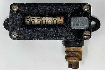 37599d Odometer International Harvester Ih New Oem Td6 Td9 Td14 Td18