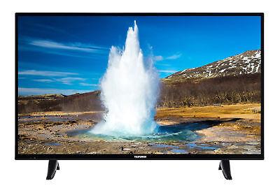 Telefunken XF39D401 99 cm (39 Zoll) Fernseher Full HD, Smart TV, Triple Tuner