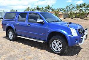 2008 Holden Rodeo Ute Townsville Townsville City Preview