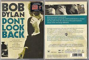 Bob Dylan - Dont look back DVD - Italia - Bob Dylan - Dont look back DVD - Italia