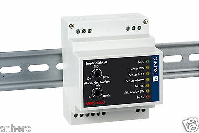Water Level Sensor WPS4000, Min/Max Perfect Switching - Without