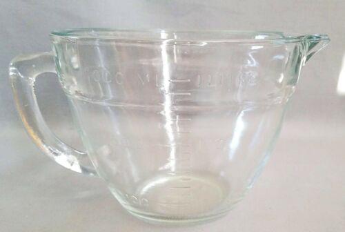 Anchor Hocking Glass Measuring/Batter Bowl