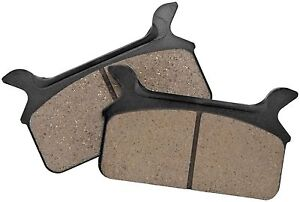 Twin Power Organic Brake Pads Rear HD6024A-AK 59-2367