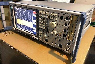 Rohde Schwarz Fsq8 20hz-8ghz Signal Analyzer K40 K72 K93 K100 K110 1155.5001.0
