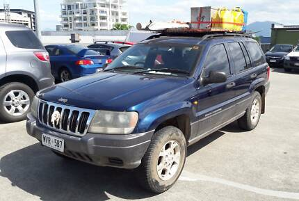 Jeep Grand Cherokee 228000km FULLY equiped for backpackers