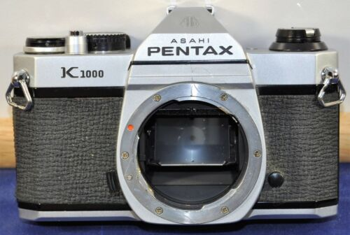 Asahi Pentax K1000 35mm Camera Body Only - Excellent condition