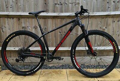 Rocky Mountain Vertex C70 29er Carbon Hardtail Mountain Bike 2019 Black RRP£2999