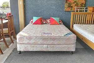 DELIVERY TODAY COMFORT SLUMBERKING Ensemble Queen bed & mattress Belmont Belmont Area Preview