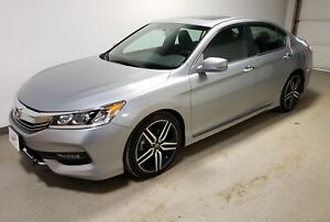 2017 Honda Accord Sport|Low Kms|Certified- Just arrived
