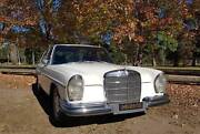 1971 Mercedes-Benz 280 Sedan Castle Hill The Hills District Preview