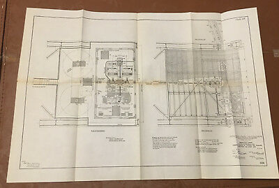 1910 Panama Canal Diagram Emergency Dams for Gatun and Pedro Miguel Short Arm