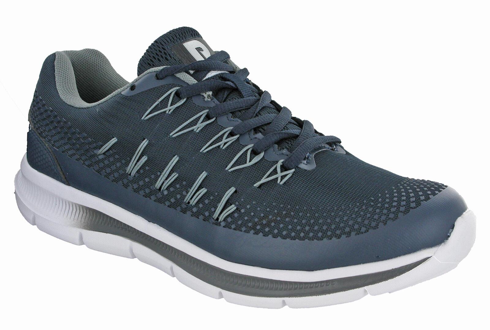 Dettagli su DEK Da Uomo Corsa Scarpe da ginnastica palestra memory foam leggero imbottito soft shoes M459 mostra il titolo originale