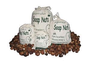 SoapNuts - FREE POST - 250g Soap Nuts - Natures Soap Alternative